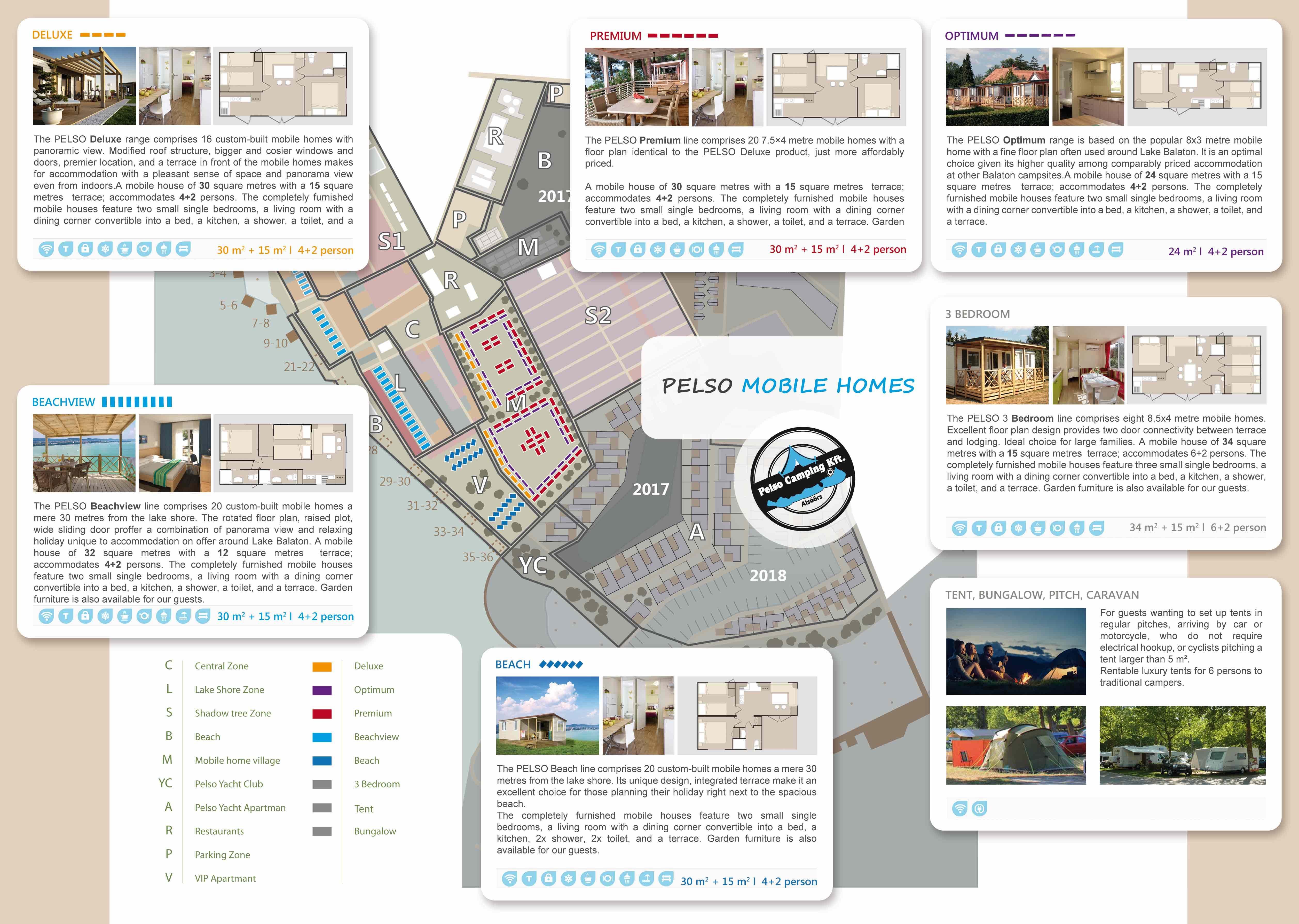 pelso camping térkép Pelso Mobile Home Offer! | Pelso