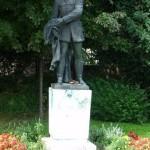 Batsányi János Szobra
