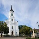 Arácsi református templom