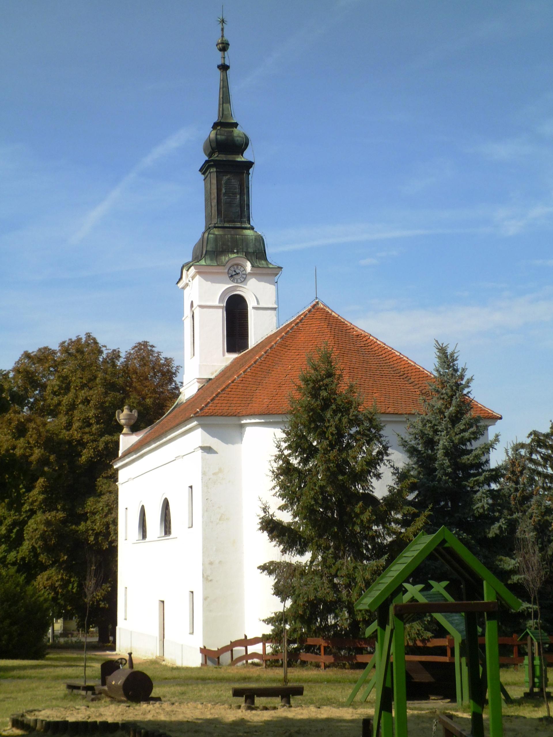 Balatonszárszói Református templom