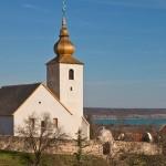 Balatonalmádi Református erődített templom