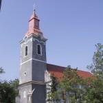 Mencshelyi Evangélikus Templom