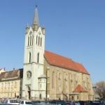 Magyarok Nagyasszonya Plébániatemplom
