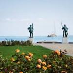 Halász-Révész szobor