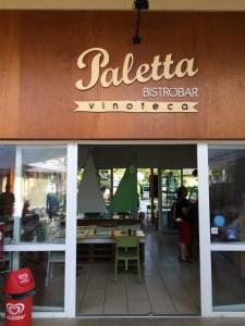 Paletta Bitrobar és Vinoteca