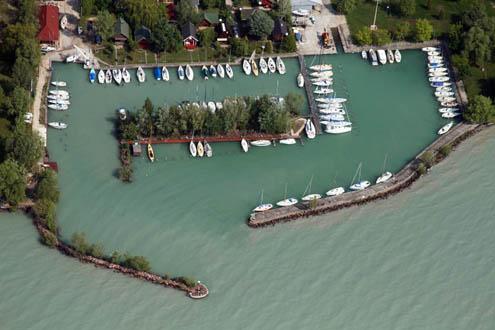 Budapesti Elektromos Művek kikötője