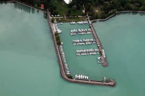 Club Aliga Vitorláskikötő