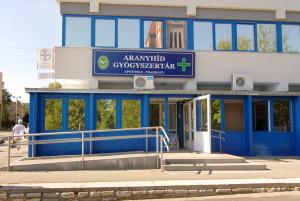 Balatonfüred Aranyhid Gyógyszertár