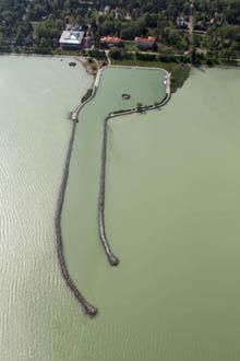 Kormányüdülő Kikötője