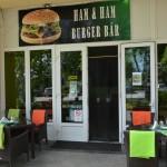 Ham and Ham Burger Bár