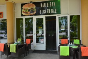 Ham and Ham Burger Bár