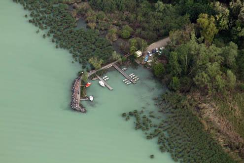 Tihany-Sajkod Horgászkikötő