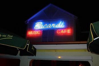 Bacardi Music Café