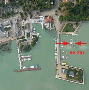 Hajóállomás BH Zrt.