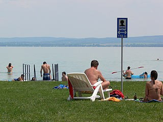 Balatonszepezd Ifjúsági strand