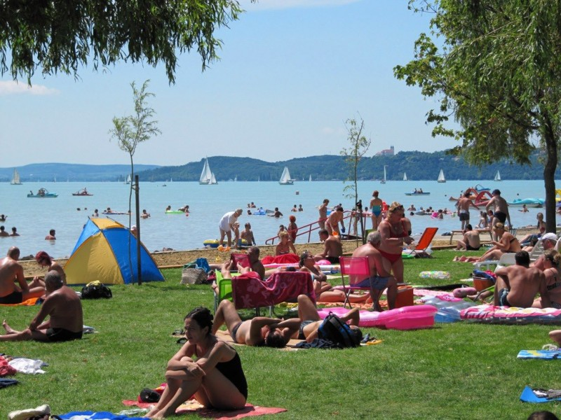 Esterházy strand
