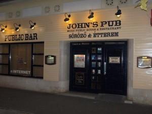 John's Pub Restaurant