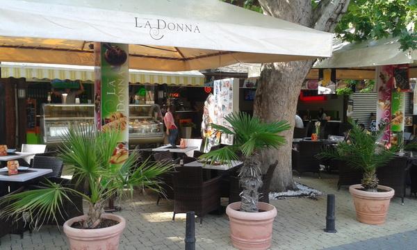 La Donna Fagylaltozó