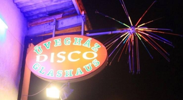 Üvegház Disco