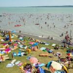 Vonyarcvashegy - Lido strand