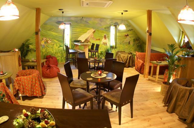 Zöld Teaház és Kávézó