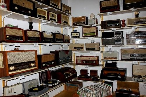 Rádió - TV Múzeum
