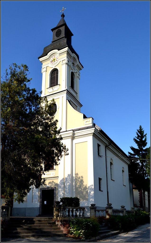 Balatonkenesei Római Katolikus Templom