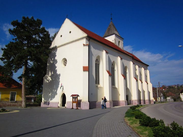 Szent Kereszt Római Katolikus Templom