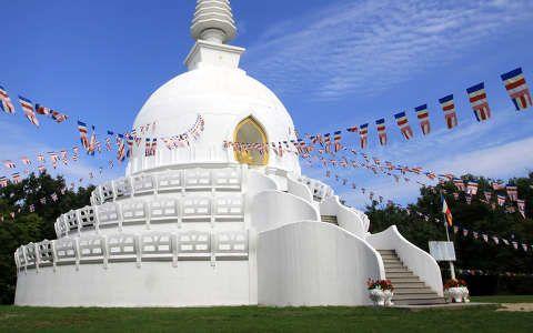 Buddhista sztúpa