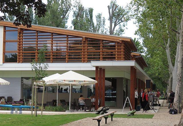 Bodorka - Balatoni Vízivilág Látogatóközpont