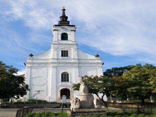 Fehér templom