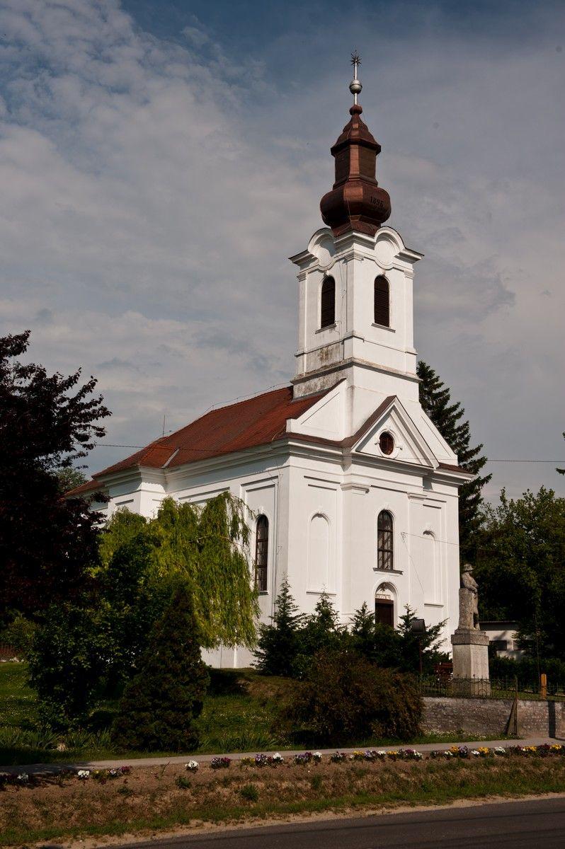 Református Egyház temploma