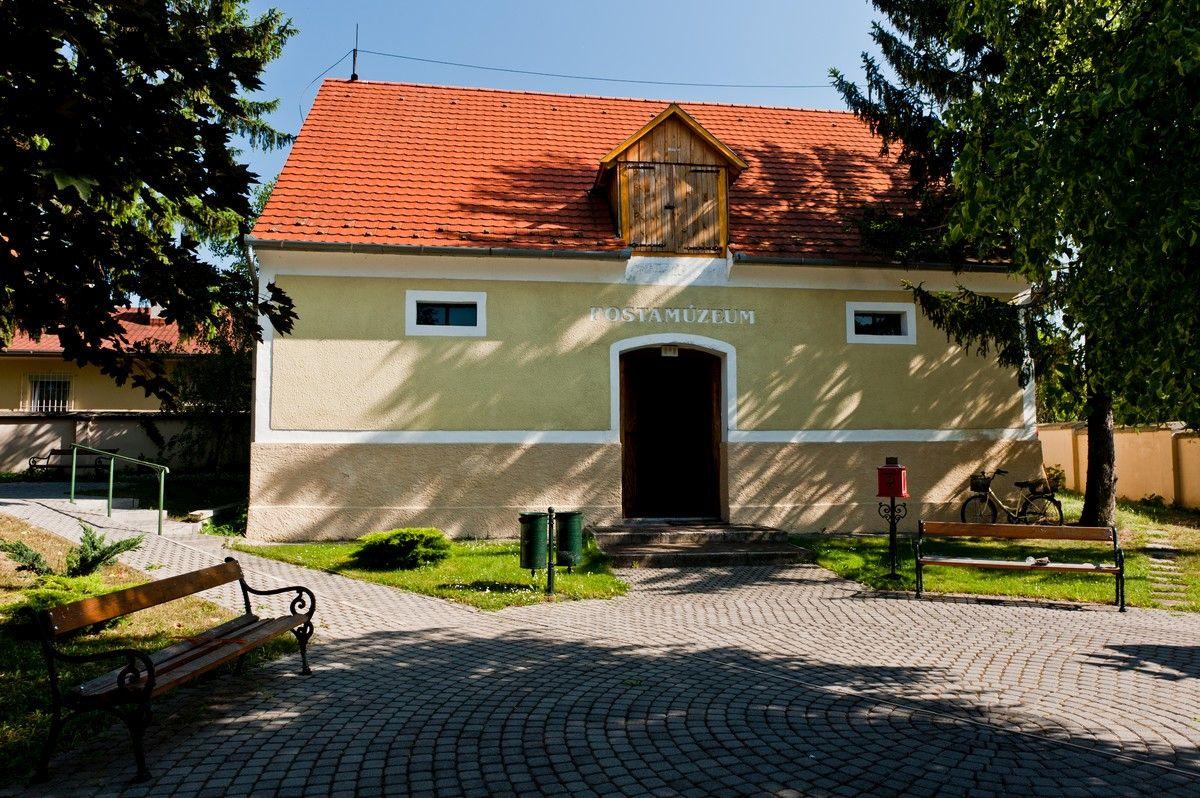 Balaton szemesi Postamúzeum