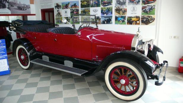 Cadillac múzeum