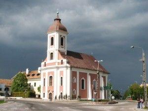 Szent Ignác Római Katolikus templom