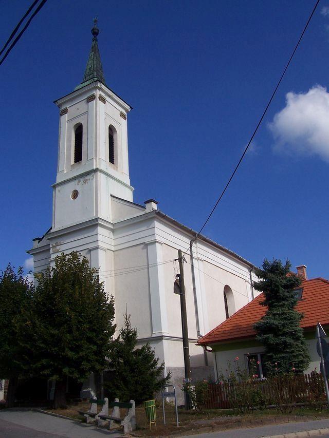 Felsőörs Református Templom