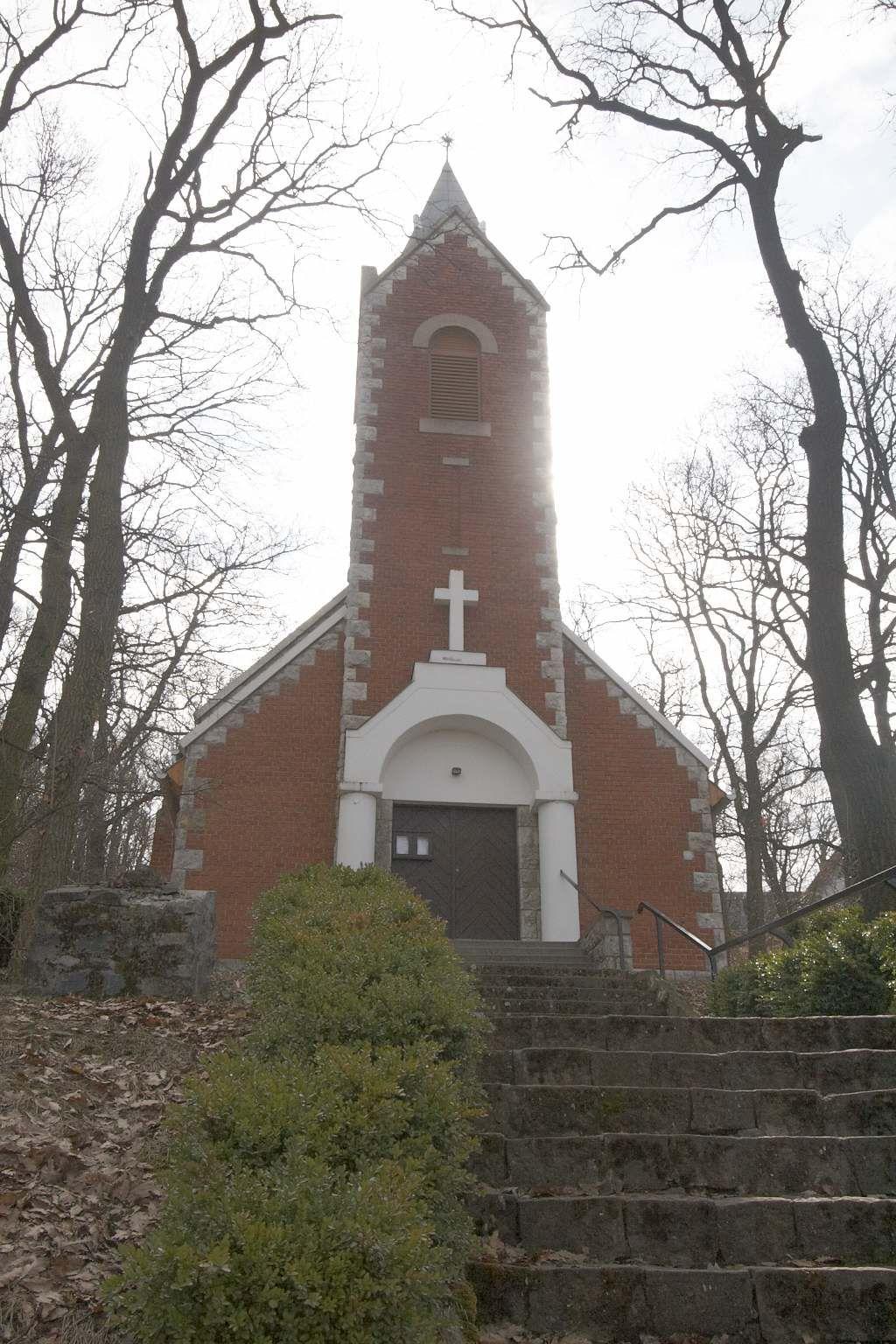 Protestáns templom