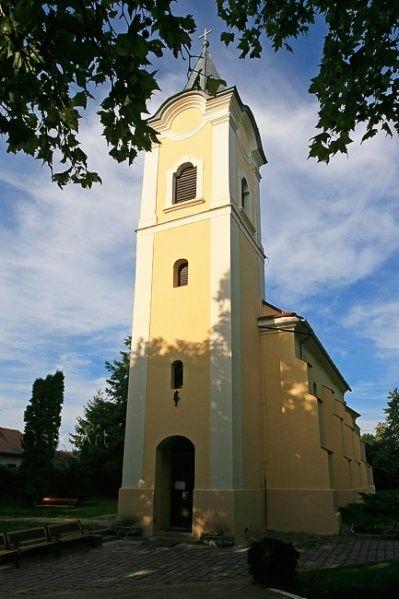 Somogytúri Római Katolikus Templom