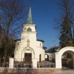 Üdülőhelyi kápolna