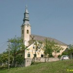 Köveskáli Református Templom