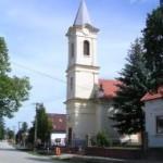 Balatonöszödi Református templom
