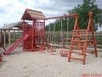 Kovászna park - játszótér