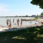 Badacsonyi strand
