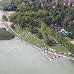 Balatongyörök - Községi strand