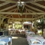 Alisca restaurant/Aranypart Camping