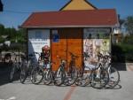 Kerékpárkölcsönzés Gyenesdiás